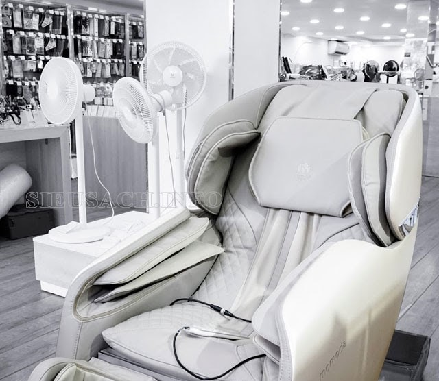Công nghệ massage hiện đại, tiên tiến và khoa học