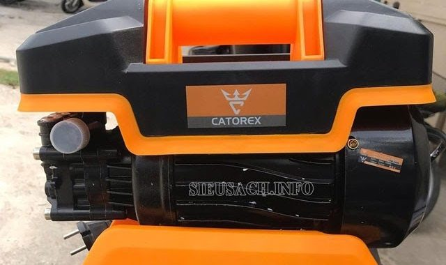 Catorex CTR 3000 có nhiều công dụng làm sạch hữu ích