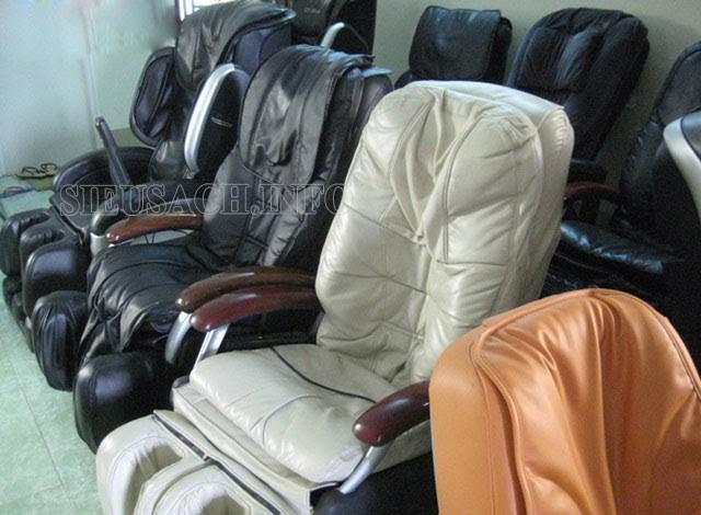 Chia sẻ kinh nghiệm chọn mua ghế mát xa toàn thân thanh lý