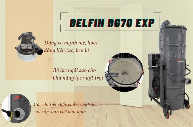 Delfin DG70 EXP