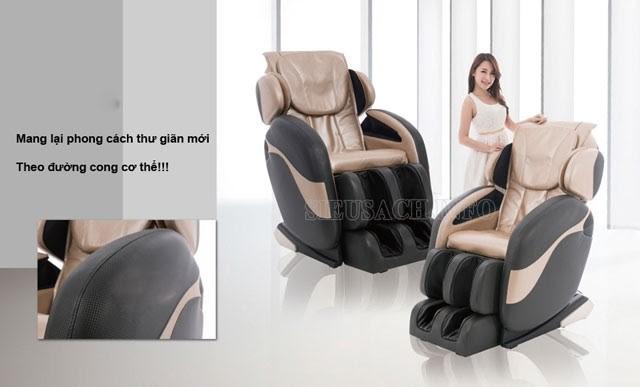Ghế massage Osaka được xuất xứ từ đâu?
