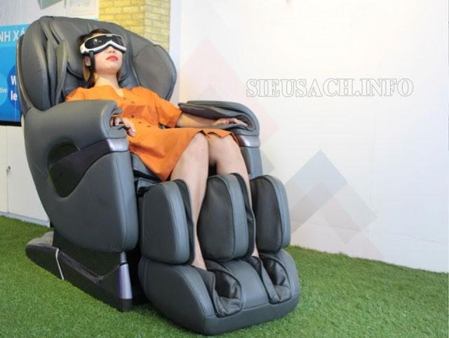 Giới thiệu về thương hiệu ghế mát xa Maxcare