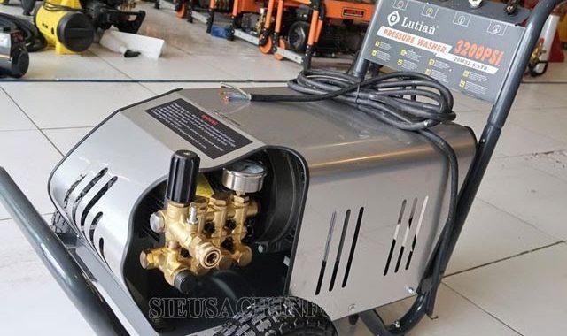 Khám phá về các thông tin của máy bơm rửa xe 3 pha