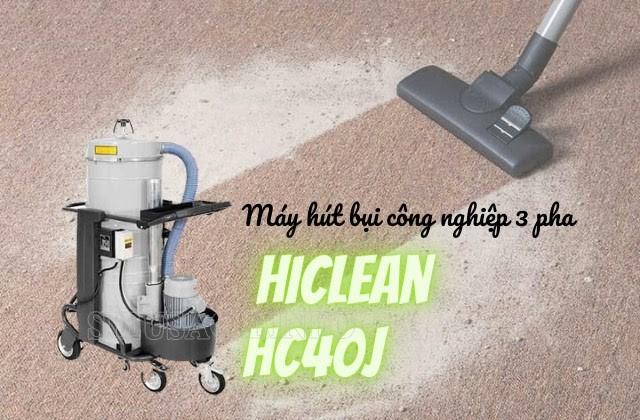 Model HiClean HC40J