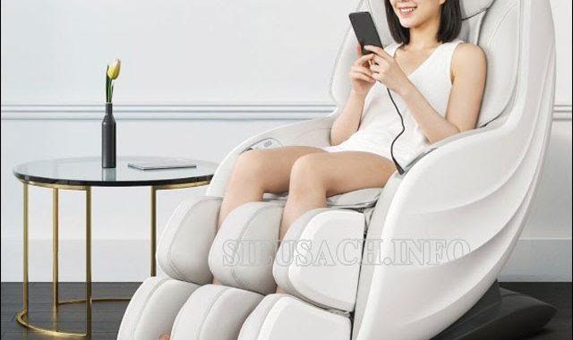 Nguồn gốc của ghế massage toàn thân Xiaomi
