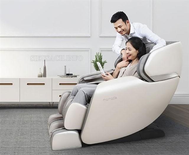 Những công nghệ hiện đại được trang bị trên ghế massage Xiaomi