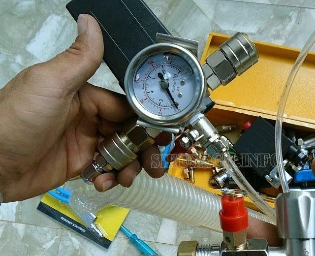 Tìm hiểu về rơ le áp suất nước
