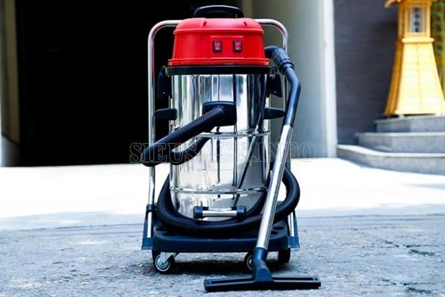 Tư vấn mua máy hút bụi công nghiệp có thiết kế đơn giản, hiện đại, độ bền cao