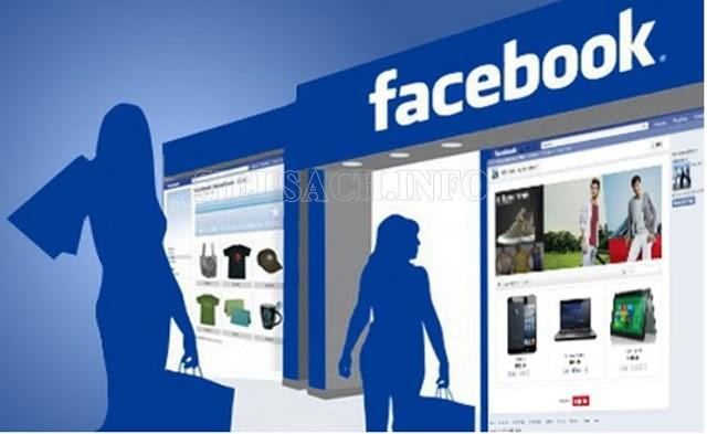 Facebook còn là thị trường mua bán online
