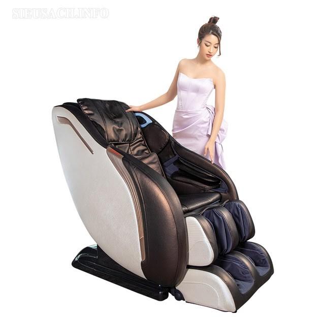 Kingsport - thương hiệu ghế massage chất lượng cao đến từ Mỹ