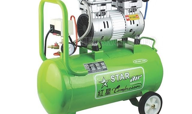 Máy nén không khí Star được ưa chuộng tại các tiệm phun rửa nhỏ