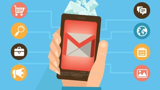 Sao lưu lại các thông tin quan trọng trên tài khoản Gmail trước khi xóa