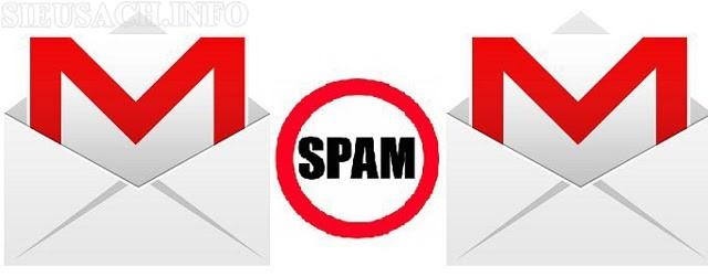 Spam quá nhiều cũng là nguyên nhân khiến tài khoản Gmail của bạn bị khóa
