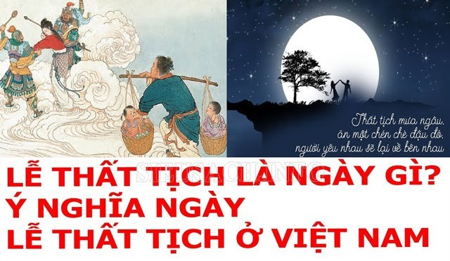 Ý nghĩa ngày lễ Thất Tịch ở Việt Nam