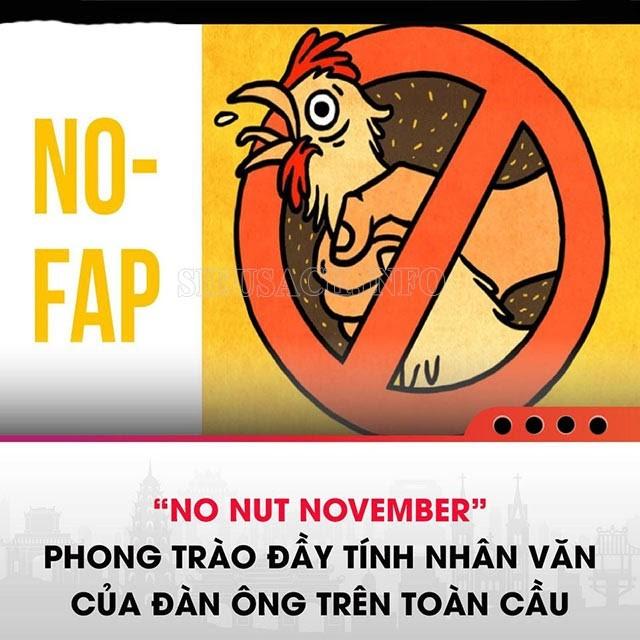 Nguồn gốc của No Nut November là gì?