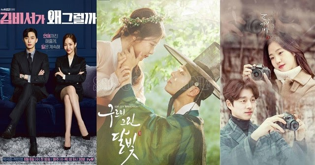 Phim Drama hot nhất Hàn Quốc