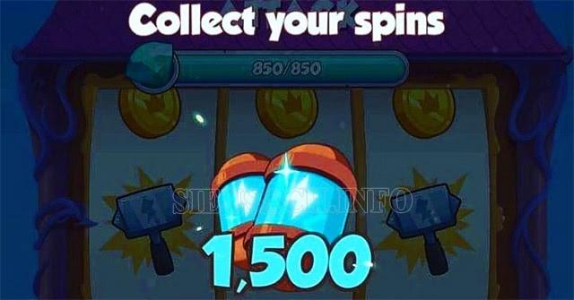 Thu thập spin coin master miễn phí